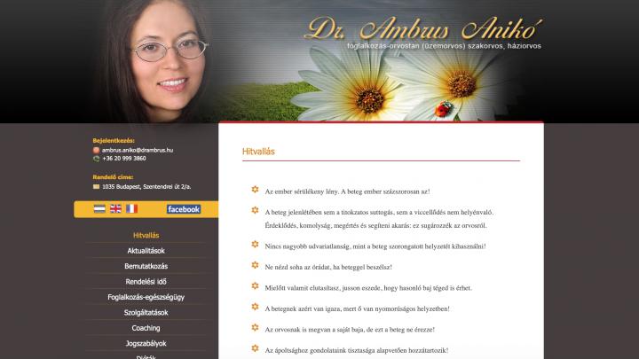 dr. Ambrus Anikó