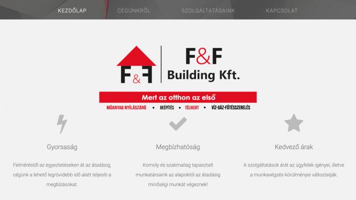 F&F Building Kft.