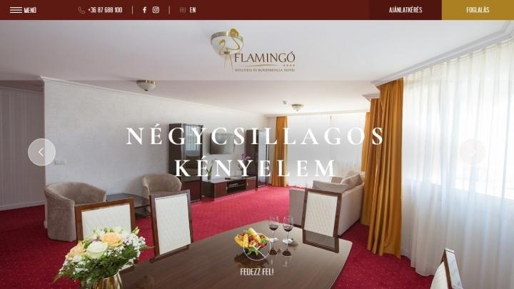 Flamingó Wellness és Konferencia Hotel****