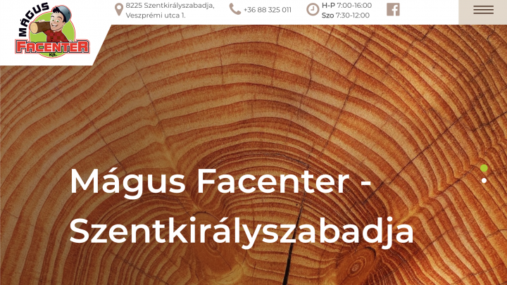 Mágus Facenter